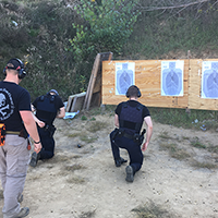 Firearms Training - Weapons Manipulation